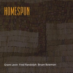 Homespun CD Cover